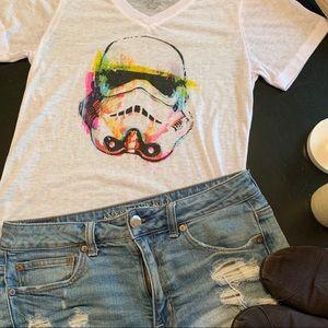 Star Wars Neon Trooper T-Shirt